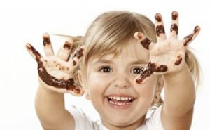 bimba cioccolato