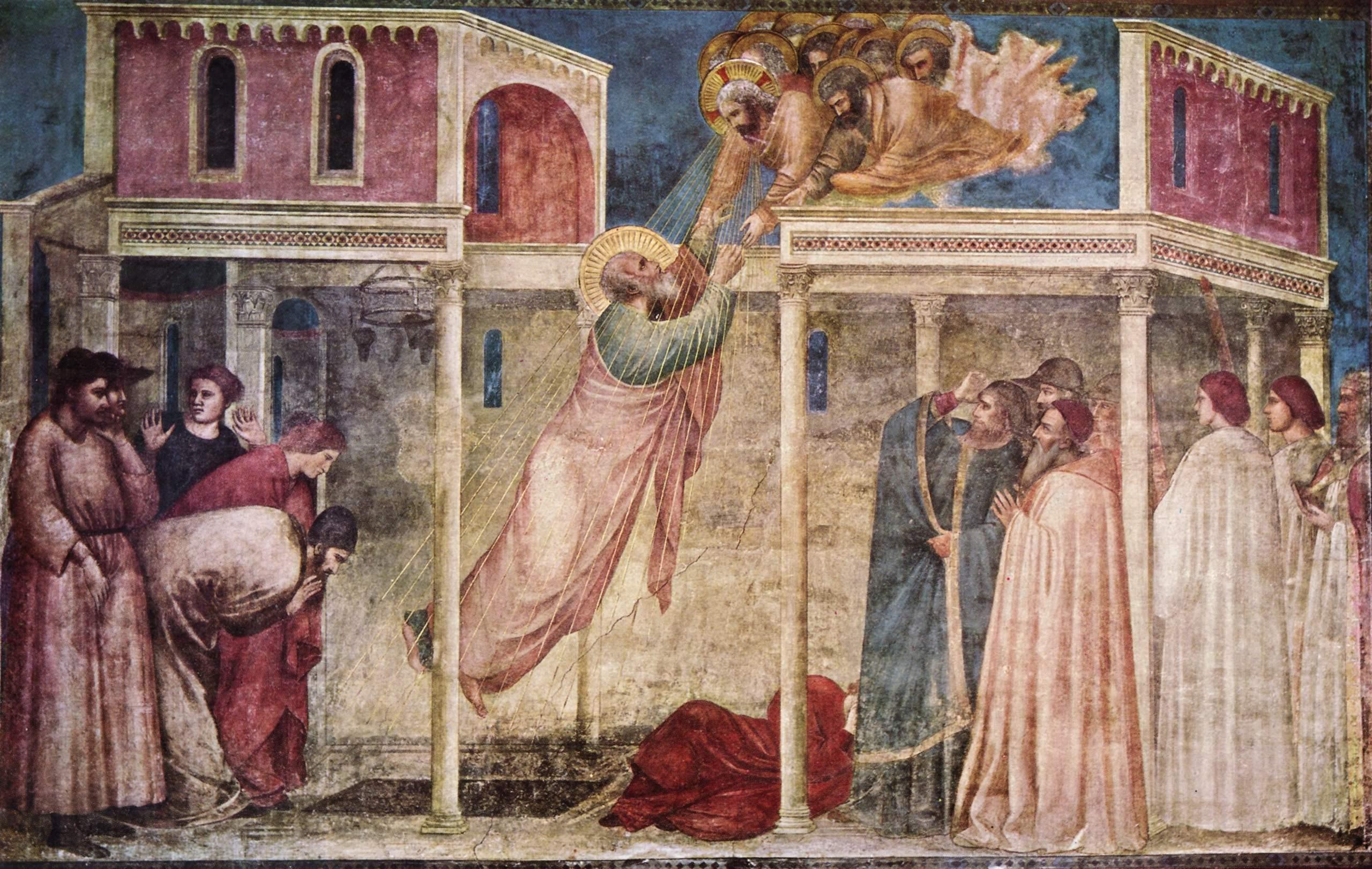personaggi famosi umbria - Soggiorno Di Giotto A Napoli 2